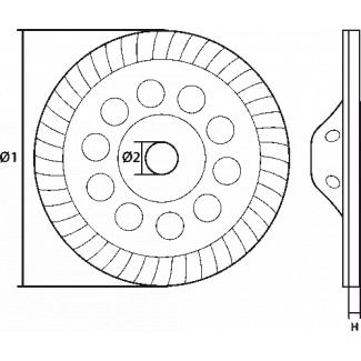 Amortyzator bezpieczeństwa ABW/LB 101 z zatrzaśnikami AZ 003