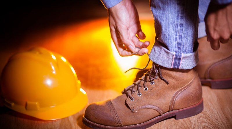 męskie buty robocze