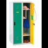 szafy ubraniowe szkolne i przedszkolne