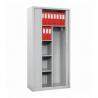 szafy aktowe z drzwiami żaluzjowymi